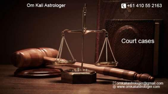 Omkali astrologer-court cases expert in canberra, sydney, australia