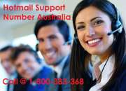 Hotmail Support 1-800-383-368 Number Australia-For Hotmail Email Issues