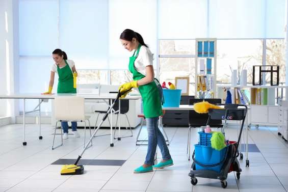 Primier and supreme industrial cleaning services in adelaide