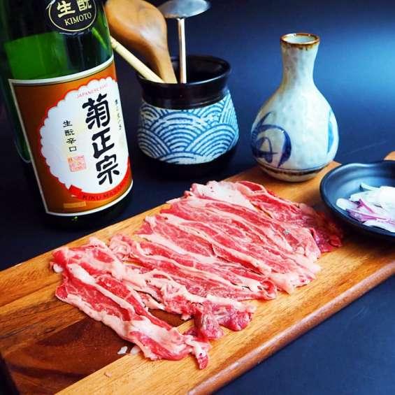 Premium beef at best kobe beef restaurant