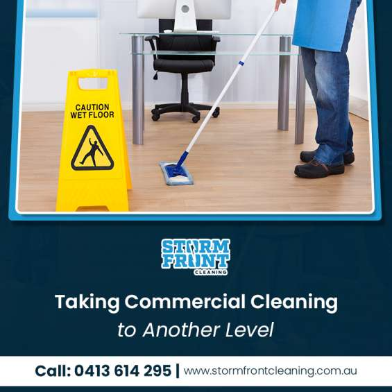 Affordable and reliable office cleaning in perth
