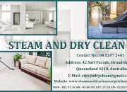 Vacate Cleaning Gold Coast | Steam and Dry Clean