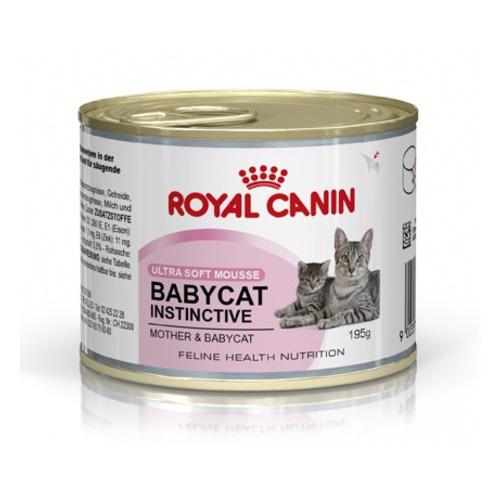 Royal canin babycat instinctive cans