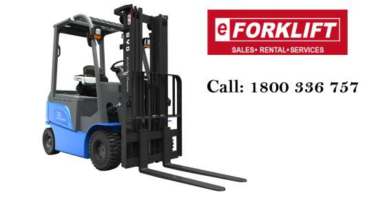 Second hand forklift sale in brisbane