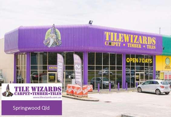 Tile wizards - springwood
