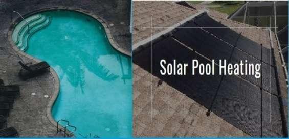 High quality solar pool heating in melbourne by hydromatt