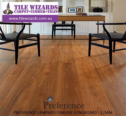 Preference laminate flooring - longboard