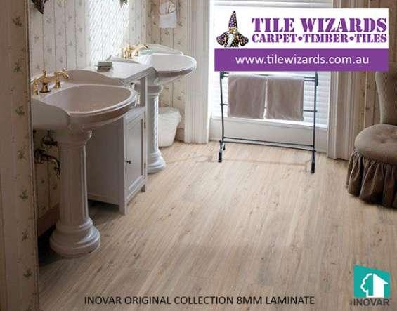 Inovar classic laminate flooring