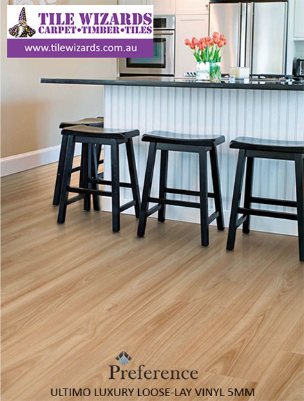 Ultimo loose lay vinyl flooring