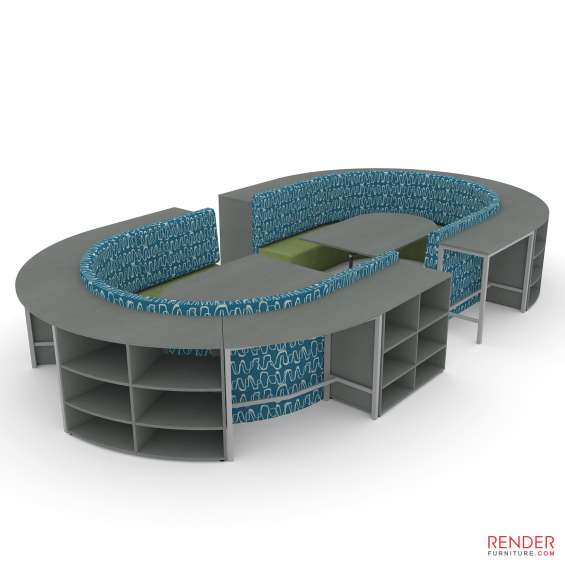 3d rendering of furniture