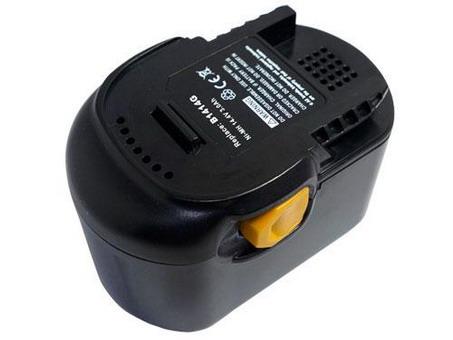 Power tool battery for aeg l1414r