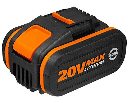 Worx wa3553 cordless drill battery