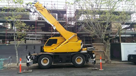 Need small crane hire?