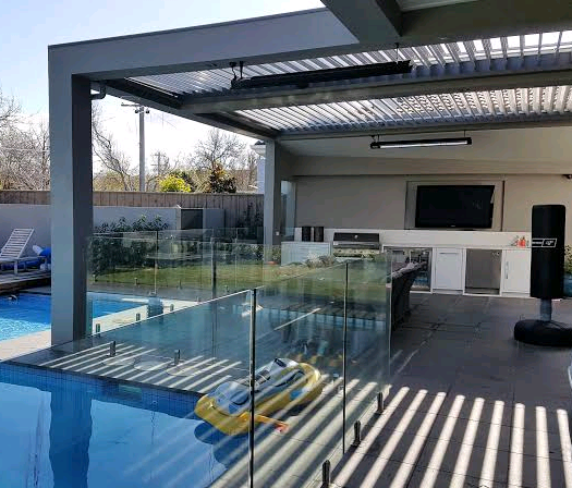 Louvered pergola price sydney | reliable way to extend your outdoors