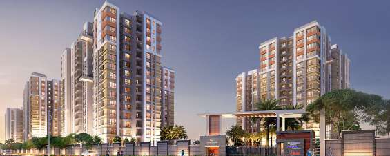 Residential apartments at rajpur