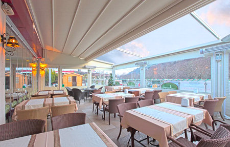 Retractable roof awnings sydney | sydney sunscreens