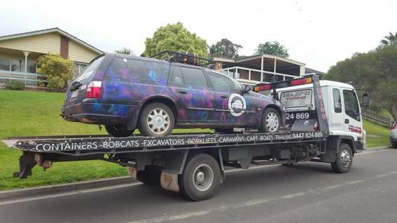 Towing services mooroolbark
