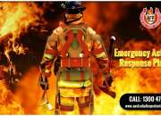 Get Emergency Response Training at Australia Fire Protection