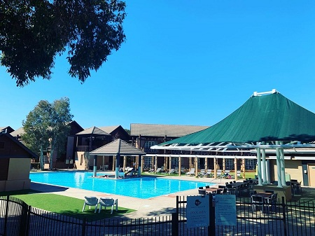 Swan valley accommodation specials at the vines resort and country club