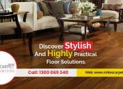 Add Elegance to Your Decor with Our Vinyl Flooring in Melbourne