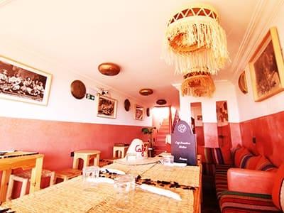Best restaurant marrakech.