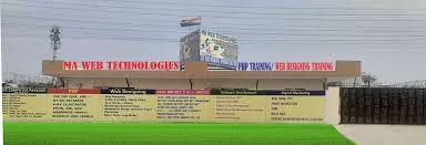 Ma web technologies web designing and development company in gurgaon