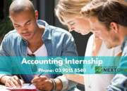 Accounting internship program melbourne | accounts nextgen