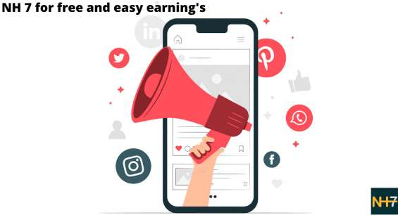 Be ready for earning's in nh 7 app