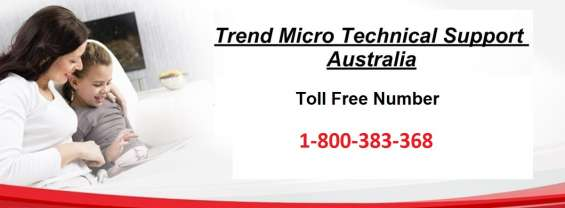 Trend micro customer support number +1-800-383-368 australia-for technical support