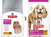 Buy Hills Science Diet Adult 11+ Small Paws Chicken, Barley & Rice Dry Dog Food Online