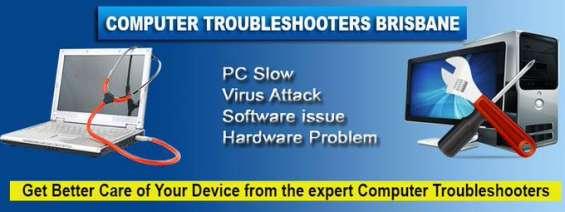 Computer repairs brisbane