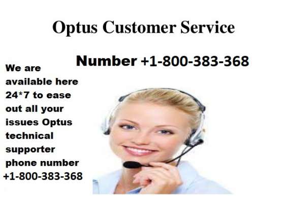 Optus technical support number +1-800-383-368 australia-for technical support