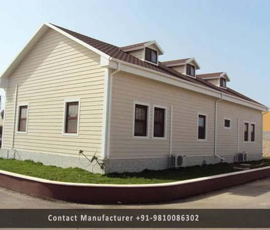 Prefabricated structure manufacturers in delhi