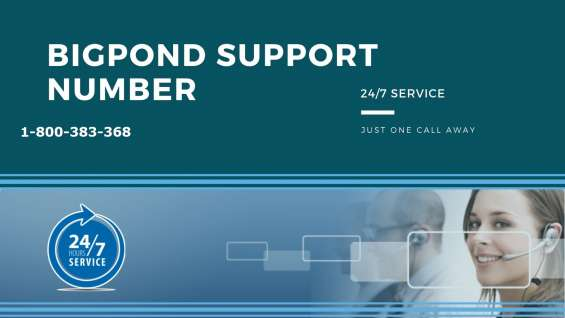 Bigpond support number +1-800-383-368 australia-for reliable service