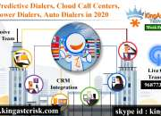 Multi Language Cloud Based Call Center (PREDICTIVE DIALER)