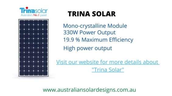 Solar panels – australian solar designs pty ltd