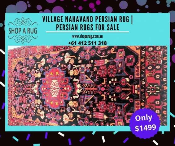 Village nahavand persian rug   persian rugs for sale