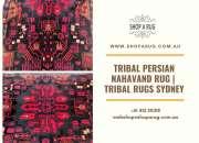 Tribal Persian Nahavand Rug   Tribal Rugs Sydney