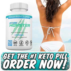 Ketone monster |reviews |where to buy|side effects|benfits|scam.