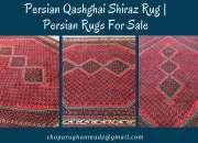 Persian qashghai shiraz rug   persian rugs for sale