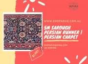 5m Sarough Persian Runner   Persian Carpet