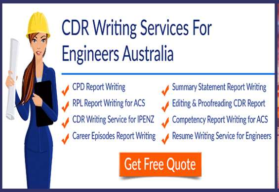 Write a perfect cdr for engineers australia with our experts