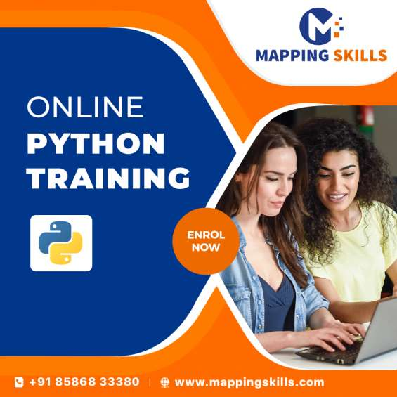 Online python training