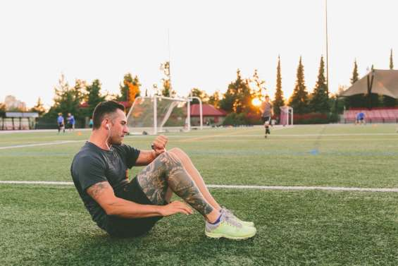 Fitness and training watch | repitwatch