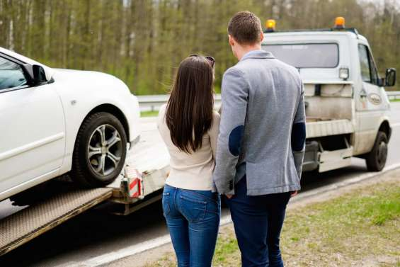 How to identify a great tow truck service company