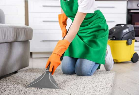 Carpet & tiles cleaning