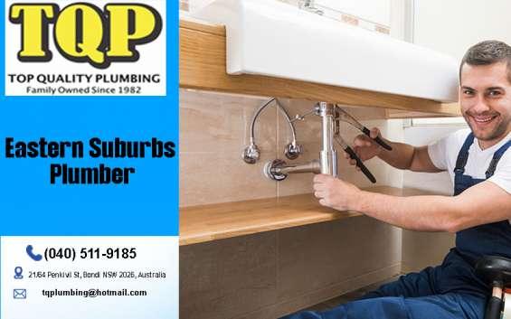 Repair leaking pipes in eastern suburbs sydney.