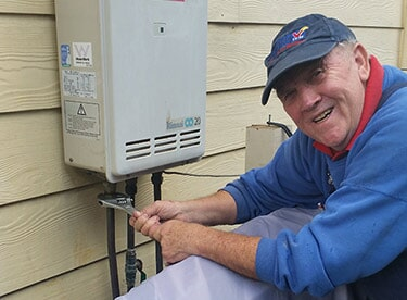 Hot water maintenance central coast