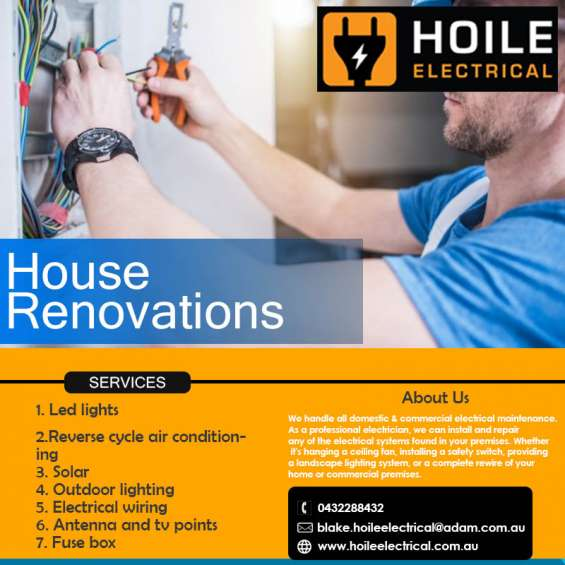 Do you have issues in the fuse box in adelaide?