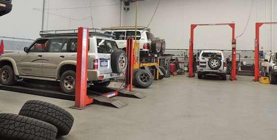 Range of 4wd servicing | lovas automotive | car mechanics sydney